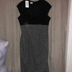 Armani Collezioni NEW tags NWT black white tweed14